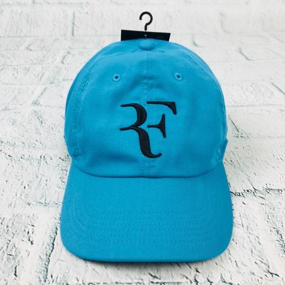 Nike Unisex Roger Federer RF Blue H86 Dri-fit Hat fbbb36ef490e